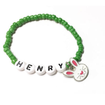 Personalized Easter Bracelet for Boys