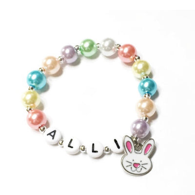Personalized Easter Bracelet for Girls