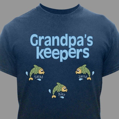 Grandpa's Keepers Tshirt