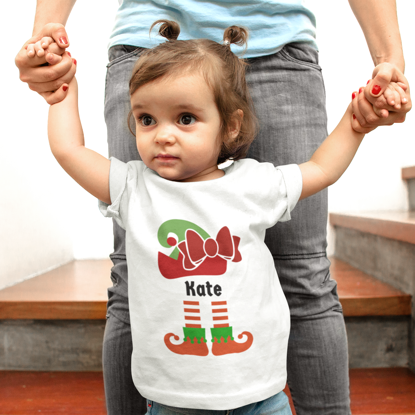 Toddler Elf Tee