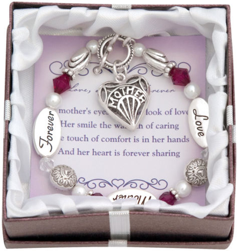 Mother Love Forever Bracelet