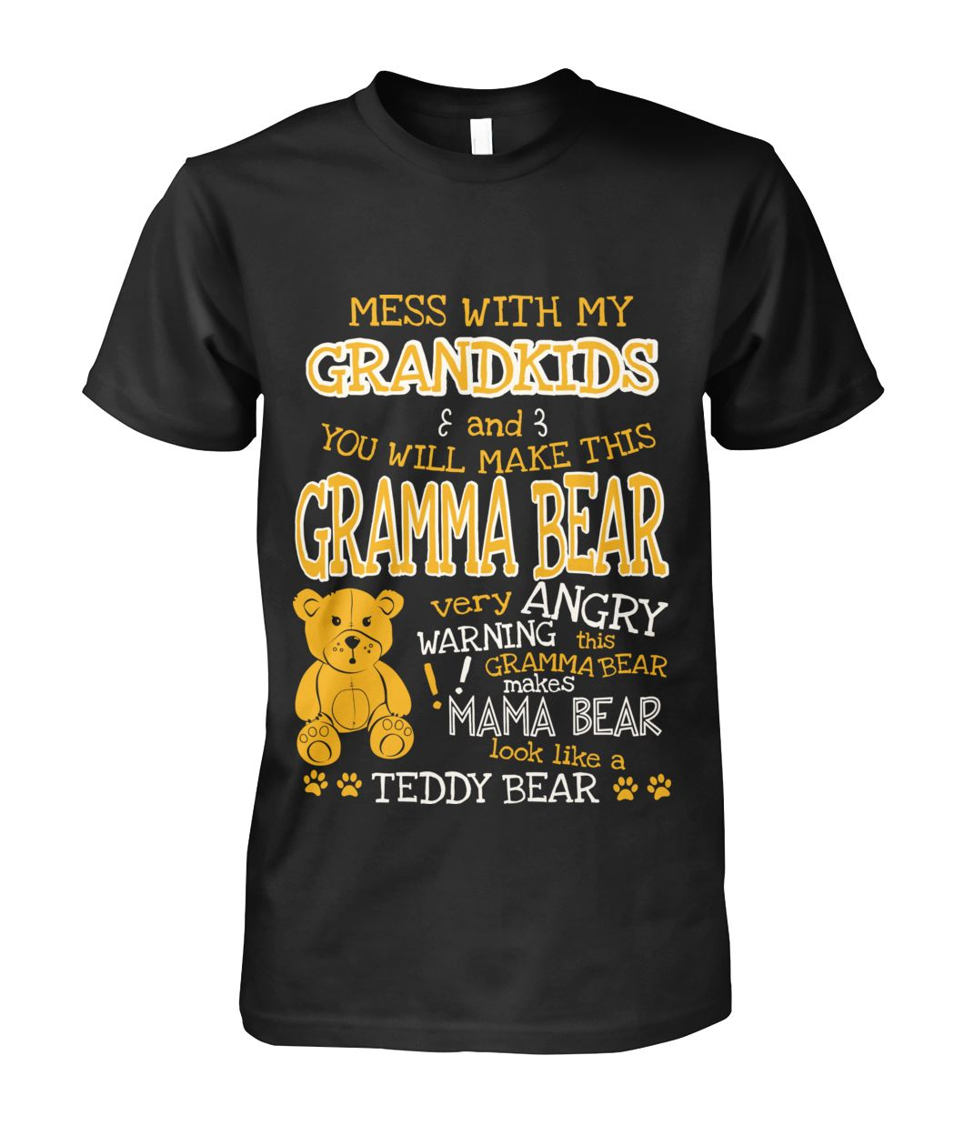 Gramma Bear Shirt