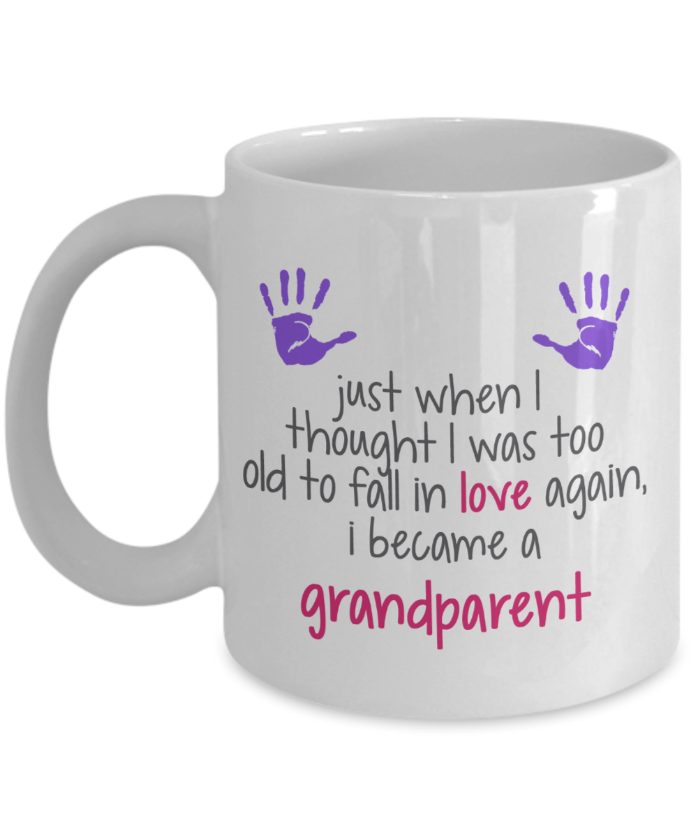 I Became a Grandparent
