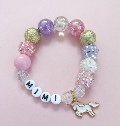 Princess Unicorn Bracelet