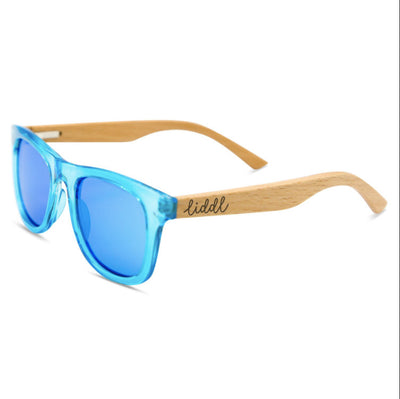 Personalized Kids Wooden Sunglasses