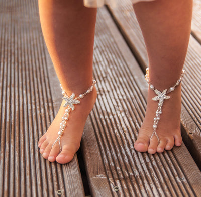 Princess Barefoot Pearl Jewelry