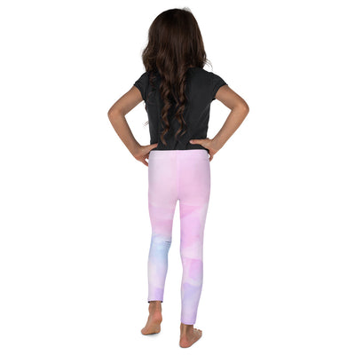 Unicorn Pattern Kids Leggings