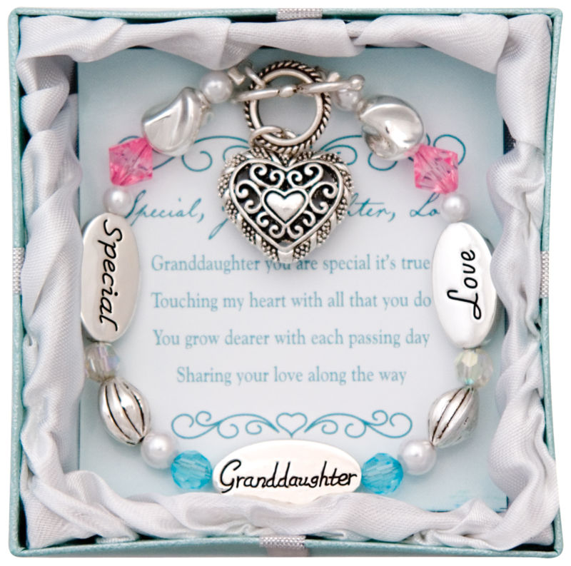Special Granddaughter Bracelet