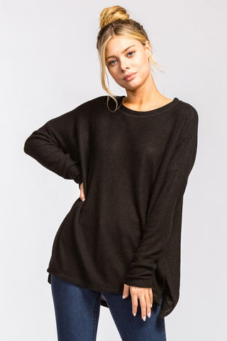 Black Thermal Top