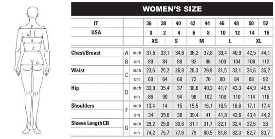Sizing Chart Andrews Apparel And Styles