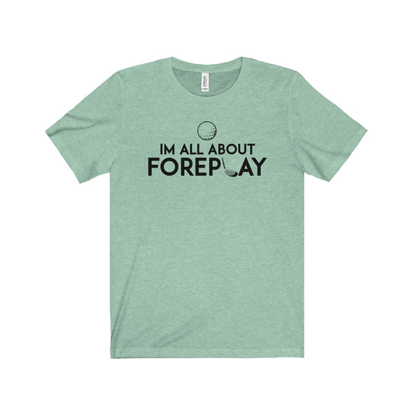 Foreplay Tee Light