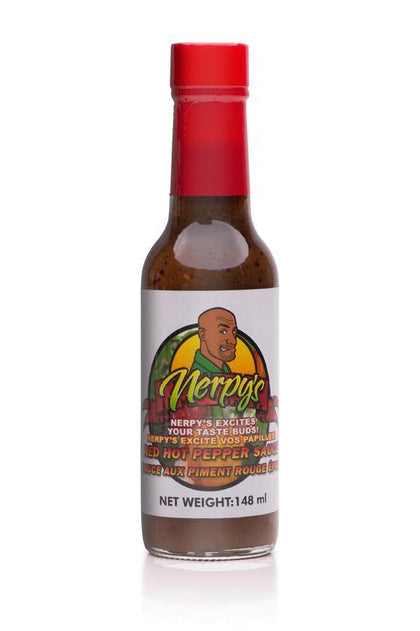 Red Hot Pepper Sauce - crownedspice.com