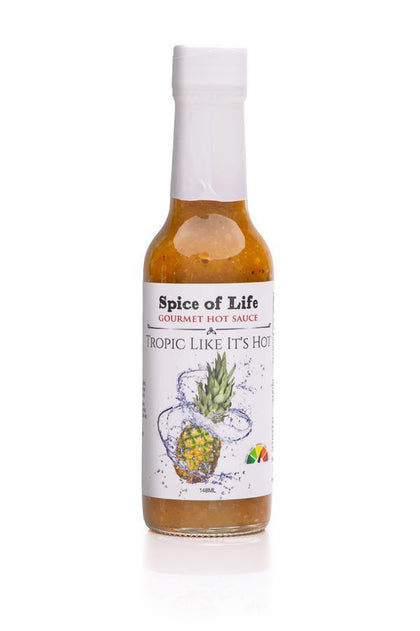 Spice Of Life Tropic Like It's Hot, hot sauce store Toronto