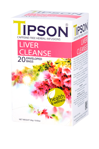 Tipson Liver Cleanse Tea - Crowned Spice Trading Company Ltd.