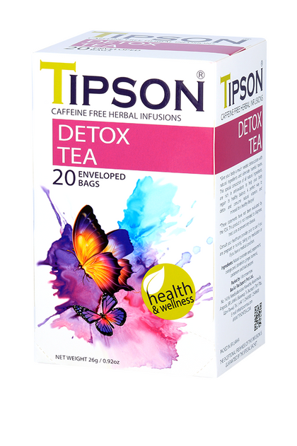Tipson Detox Tea - Crowned Spice Trading Company Ltd.