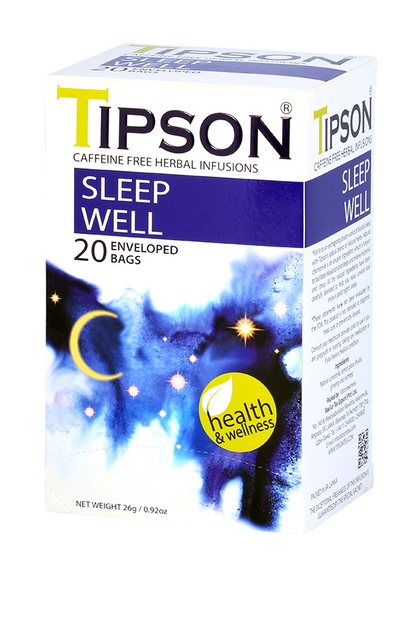 Tipson Sleep Well Tea - Crowned Spice Trading Company Ltd.