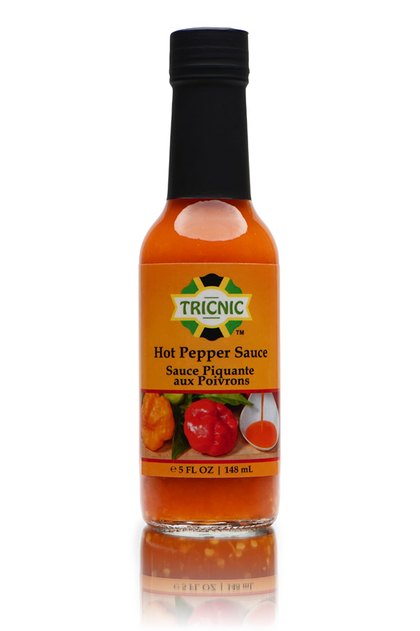 Tricnic Hot Pepper Sauce - Crowned Spice Trading Company Ltd.