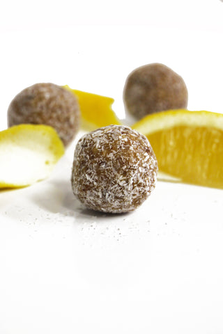 Lemon and Cashew Bliss Ball Packs