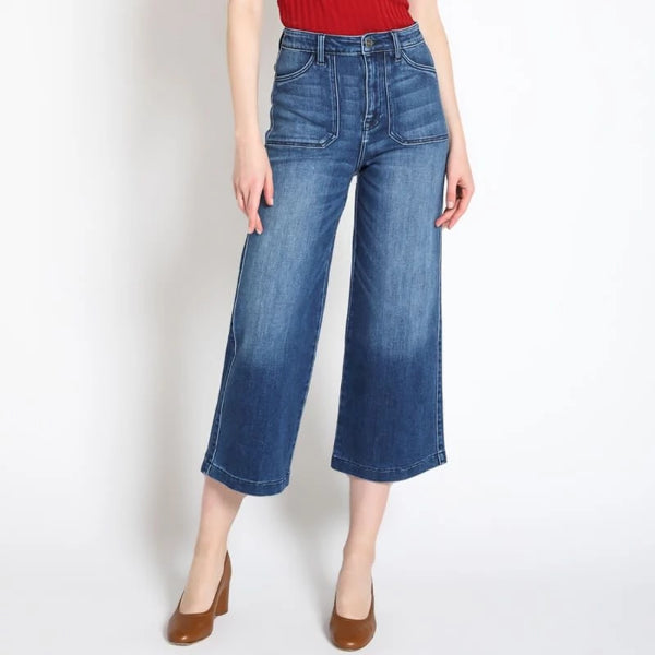 Bell High Rise Jeans