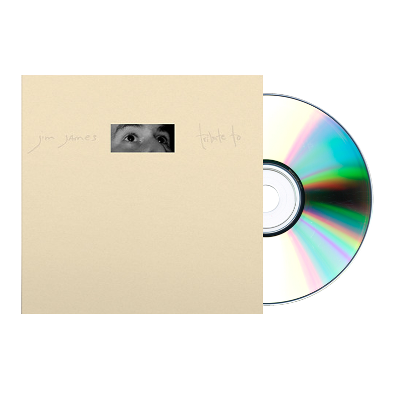 Jim James - Tribute To Reissue CD