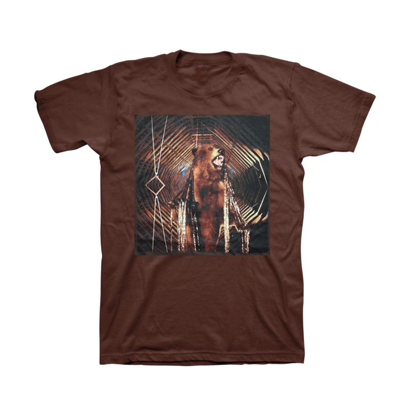 It Still Moves Tee - Brown