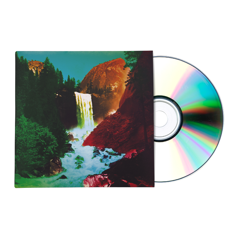 The Waterfall Deluxe CD