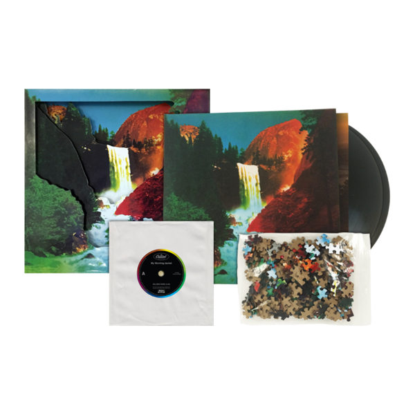 The Waterfall Limited Deluxe Vinyl Boxset