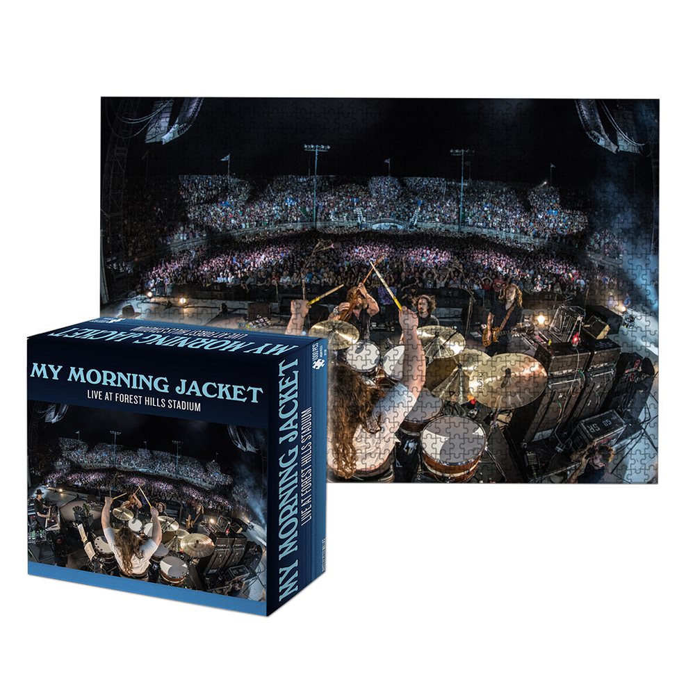 Live at Forest Hills Stadium Puzzle - Pre-Order