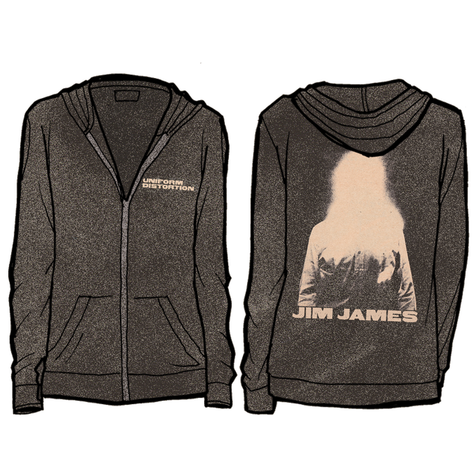Jim James - Uniform Distortion Hoodie
