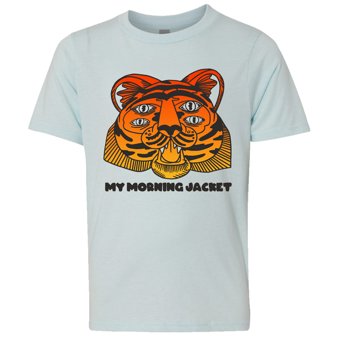 Four-Eyes Tiger Youth Tee