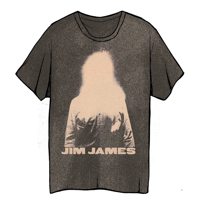Jim James - Uniform Distortion Tee