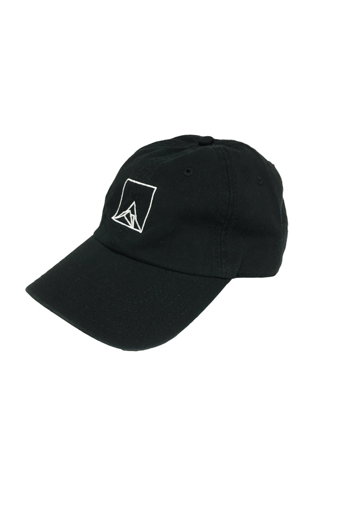The Used Canyon Dad Hat Black