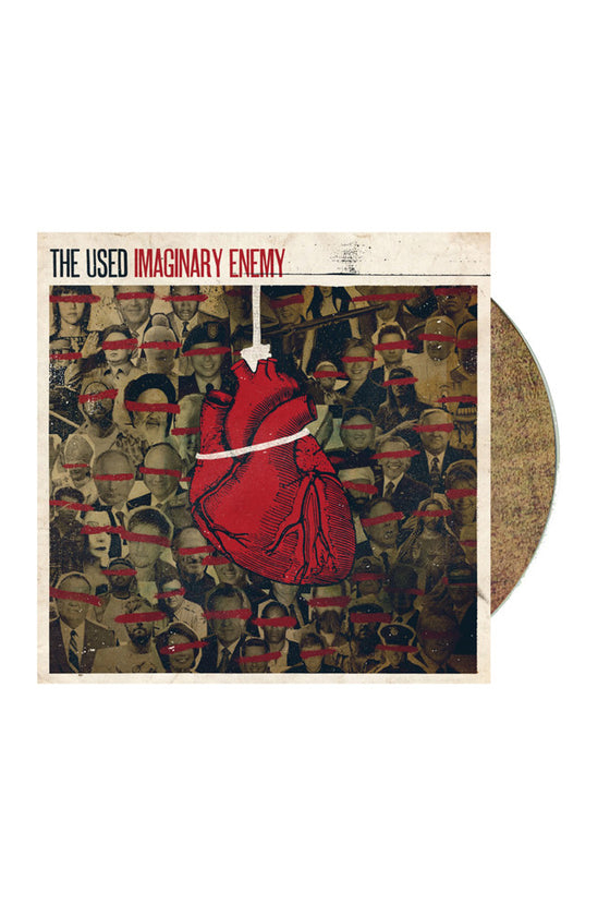 The Used Imaginary Enemy CD
