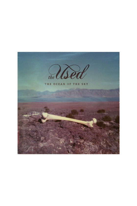 The Used The Ocean of the Sky CD
