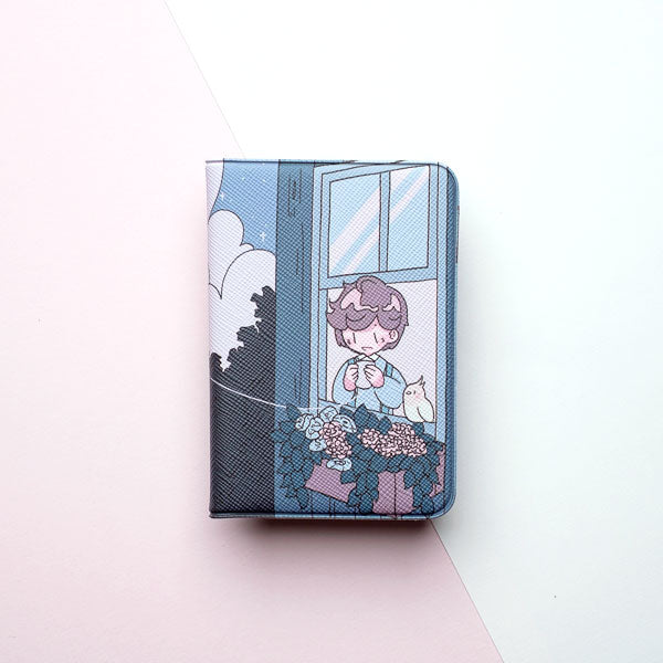 string telephone card wallet