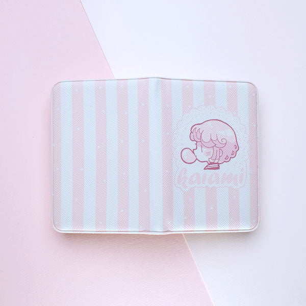 bubblegum kaia logo card wallet