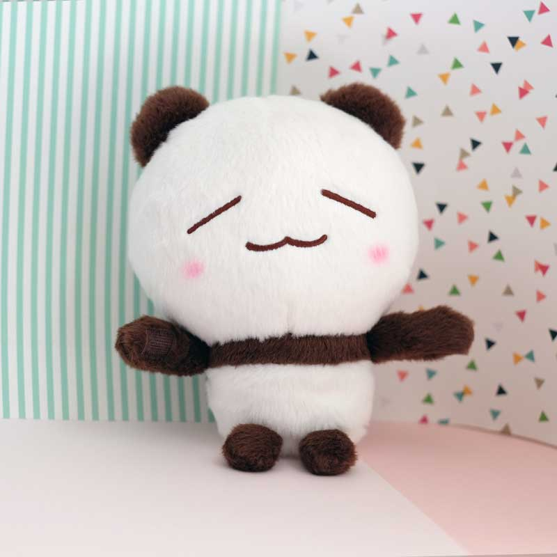 connor the panda plush