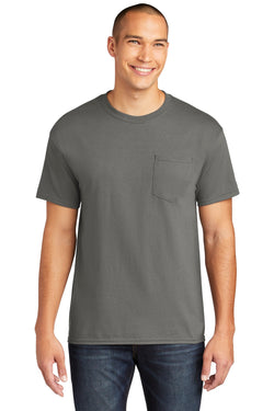 Gildan å¨ Heavy Cotton ‰ã¢ 100% Cotton Pocket T-Shirt. 5300