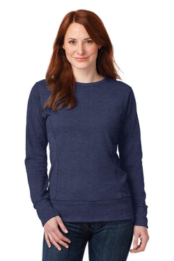 Anvil® Ladies French Terry Crewneck Sweatshirt. 72000L