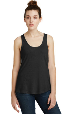 DISCONTINUED Alternative Women's Backstage Vintage 50/50 Tank. AA5054