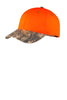 Port Authority® Enhanced Visibility Cap with Camo Brim. C804