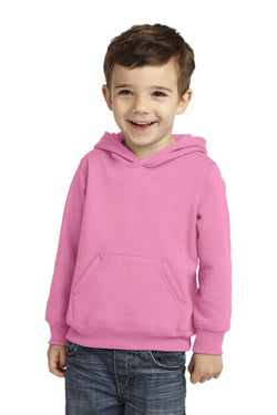 Port & Company® Toddler Core Fleece Pullover Hooded Sweatshirt. CAR78TH