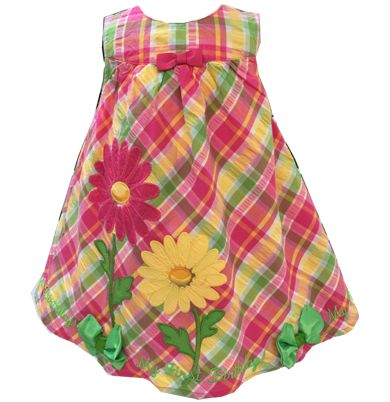 18 MO Growing Flowers adorable Gymboree  First Birthday Dress