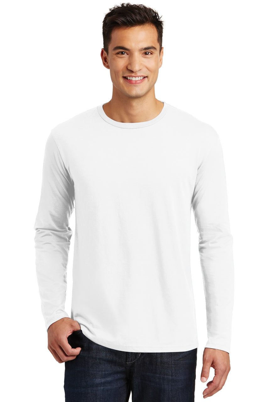 District ® Perfect Weight® Long Sleeve Tee. DT105