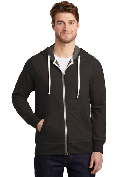District ® Perfect Tri ® French Terry Full-Zip Hoodie. DT356