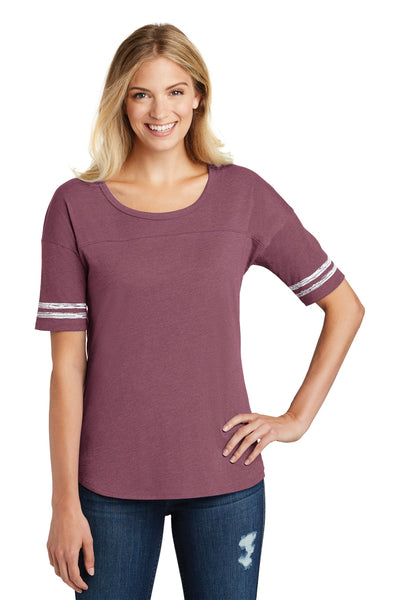 District  ® Women's Scorecard Tee. DT487
