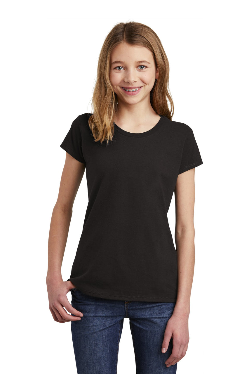 District ® Girls Very Important Tee ® .DT6001YG