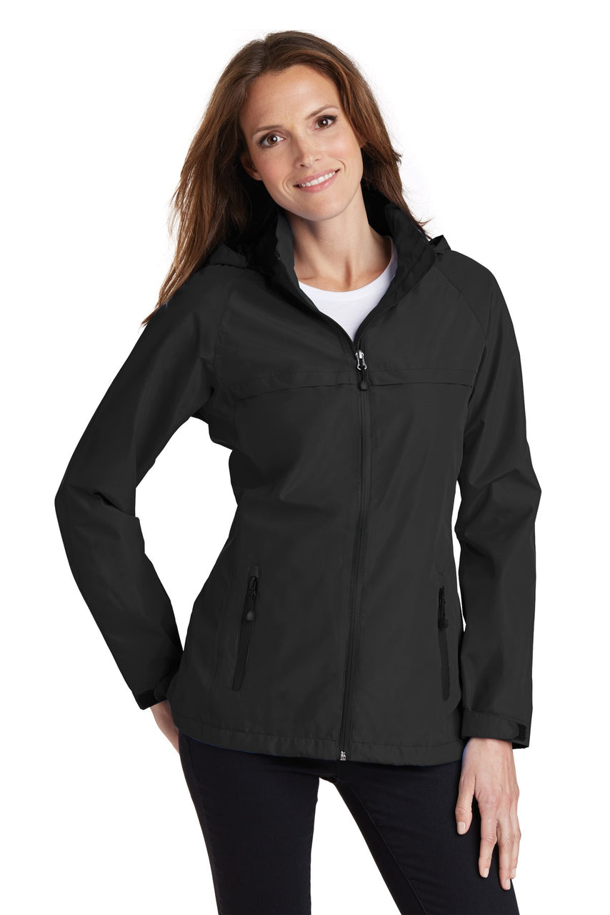 Port Authority® Ladies Torrent Waterproof Jacket. L333