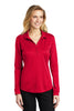 Port Authority ® Ladies Silk Touch ™  Performance Long Sleeve Polo. L540LS