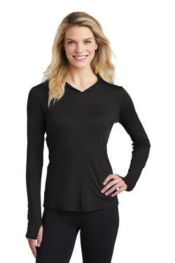 Sport-Tek ® Ladies PosiCharge ® Competitor ™ Hooded Pullover. LST358
